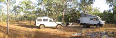 Bremach Cape York Dalhunty River