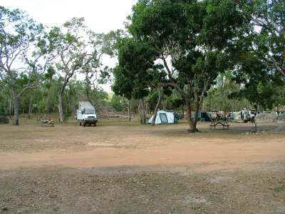 Bremach Cape York Archer River Roadhouse