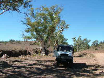 Bremach Flinders Ranges